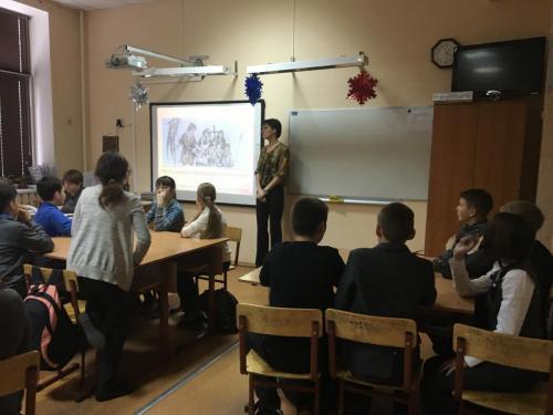 Итоговая игра по истории Средних веков в 6х классах 2014 год